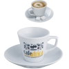 Ceaşcă espresso cu farfurioară