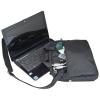 Geantă neagră pentru laptop