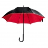 Umbrelă lux cu tijă metalică